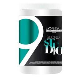 Pó Descolorante L'oréal Professionnel 500 gr Blond Studio 9