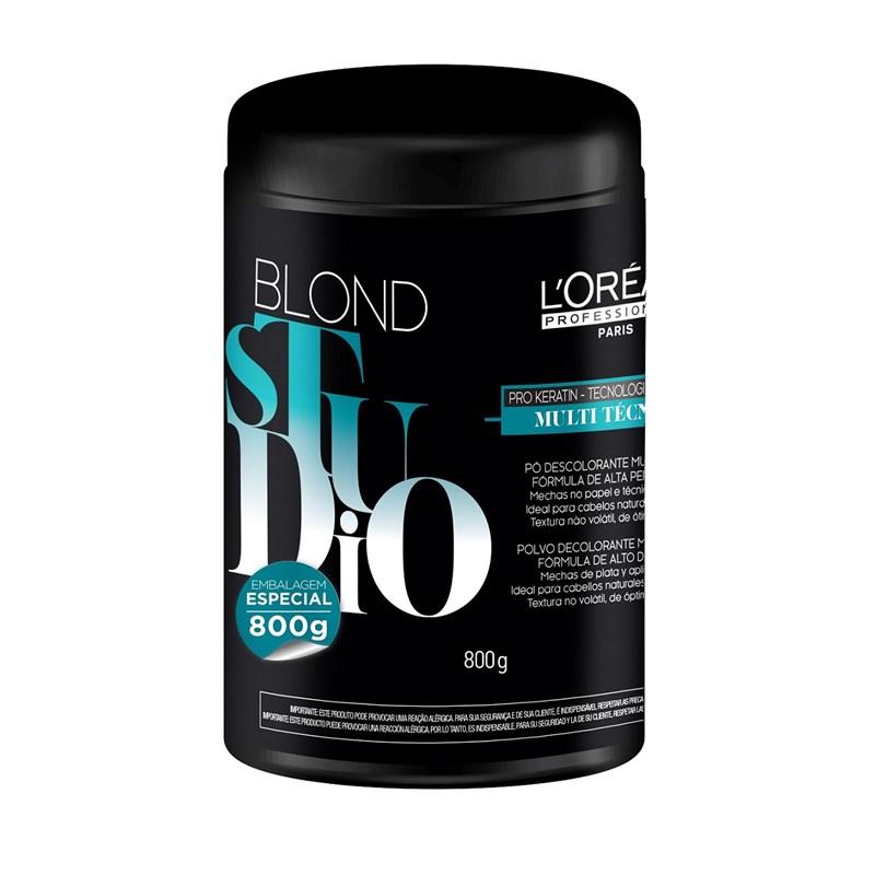 Pó Descolorante L'oréal Professionnel 800 gr Blond Studio