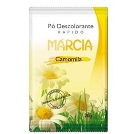 Pó Descolorante Márcia 20 gr Camomila