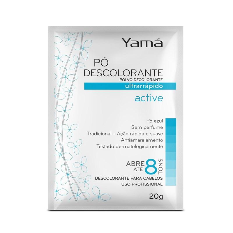 Pó Descolorante Yamá 20 gr Active