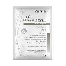 Pó Descolorante Yamá 20 gr Ammonia Free
