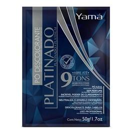 Pó Descolorante Yamá 20 gr Platinado
