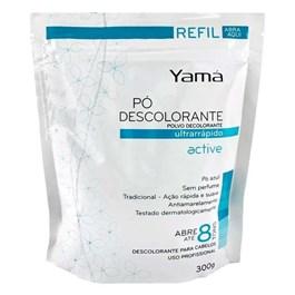 Pó Descolorante Yamá 300 gr Active