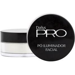 Pó Iluminador Facial Dailus Pro 02