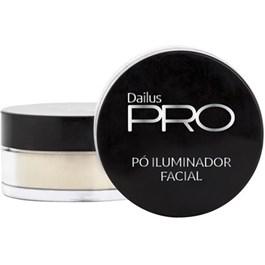 Pó Iluminador Facial Dailus Pro 04