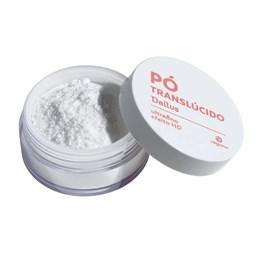 Pó Solto Dailus Color Pro Profissional HD Translúcido Universal