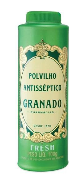 Polvilho Anti-Séptico Granado 100 gr Fresh