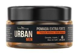 Pomada Extra Forte Urban Men 50 gr Efeito Natural