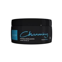 Pomada Modeladora Cless Charming 50 gr Black
