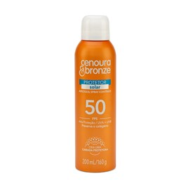 Protetolar Solar Aerosol Cenoura & Bronze FPS 50 200 ml