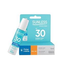 Protetor Labial Sunless Fps 30 15ml