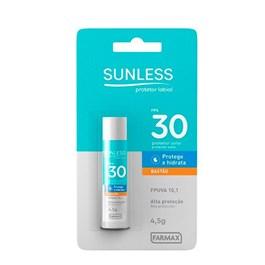 Protetor Labial Sunless Fps 30 Bastão