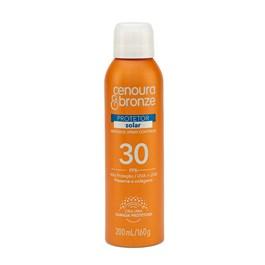 Protetor Solar Aerosol Cenoura & Bronze FPS 30 200 ml
