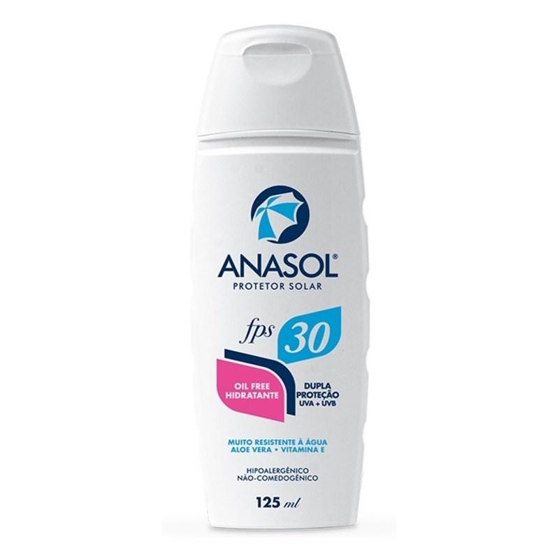 Protetor Solar Anasol FPS 30 125 ml