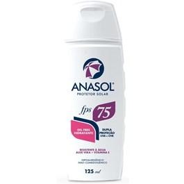 Protetor Solar Anasol FPS 75 125 ml