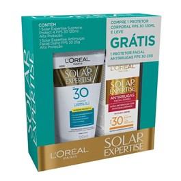 Protetor Solar Expertise FPS 30 120 ml