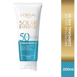 Protetor Solar Expertise FPS 50 200 ml
