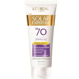 Protetor Solar Expertise FPS 70 200 ml