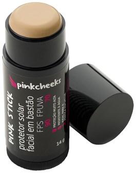 Protetor Solar Facial Bastão Pink Stick 14 gr 21Km