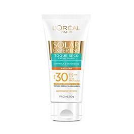 Protetor Solar Facial L'oréal Expertise Toque Seco FPS 30