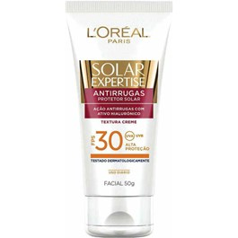 Protetor Solar L'oreal Expertise FPS 30  50 gr Antirrugas