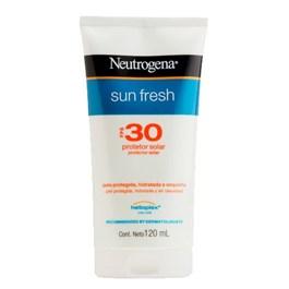 Protetor Solar Neutrogena Sun Fresh FPS 30 120 ml