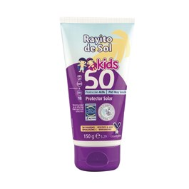Protetor Solar Rayito de Sol 150 gr Kids FPS 50