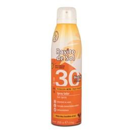 Protetor Solar Spray Rayito de Sol 250 ml FPS 30