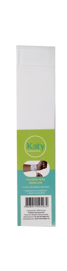 Pulseira para Manicure Katy 50 unidades