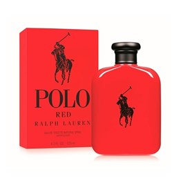 Ralph Lauren Polo Red Masculino Eau de Toilette 75 ml