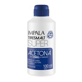 Removedor de Esmaltes Impala Tiresmalt 100 ml Super