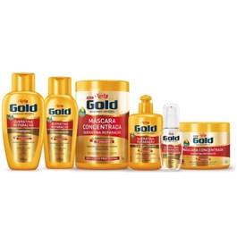 Reparador de Pontas Niely Gold 42 ml Queratina Reparação