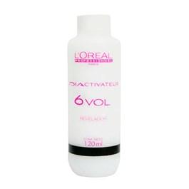 Revelador L'oréal Professionnel Diactivateur 120 ml 6 Volumes