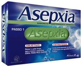 Sabonete Asepxia 85 gr Adstringente Herbário