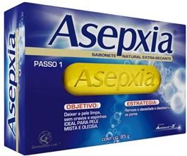 Sabonete Asepxia 85 gr Extra-Secante