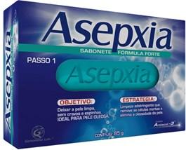Sabonete Asepxia 85 gr Fórmula Forte