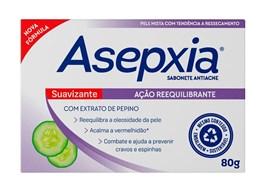 Sabonete Asepxia 90 gr Adstringente Cremoso
