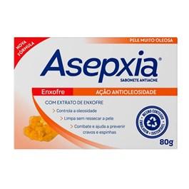 Sabonete Asepxia 90 gr Enxofre