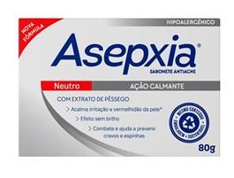 Sabonete Asepxia 90 gr Neutro