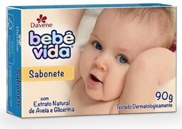 Sabonete Barra Davene Bebê Vida 90 gr