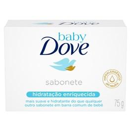 Sabonete Barra Dove Baby 75 gr