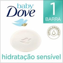 Sabonete Barra Dove Baby 75 gr Hidratação Sensível