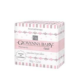 Sabonete Barra Giovanna Baby 90 gr Classic