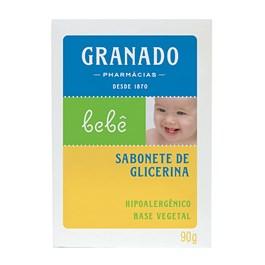 Sabonete Barra Infantil Granado 90 gr Glicerina