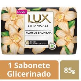Sabonete Barra Lux Botanicals 85 gr Flor de Baunilha