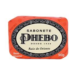 Sabonete Barra Phebo 90 gr Raiz do Oriente