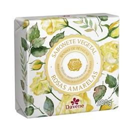Sabonete Davene 200 gr Rosas Amarelas
