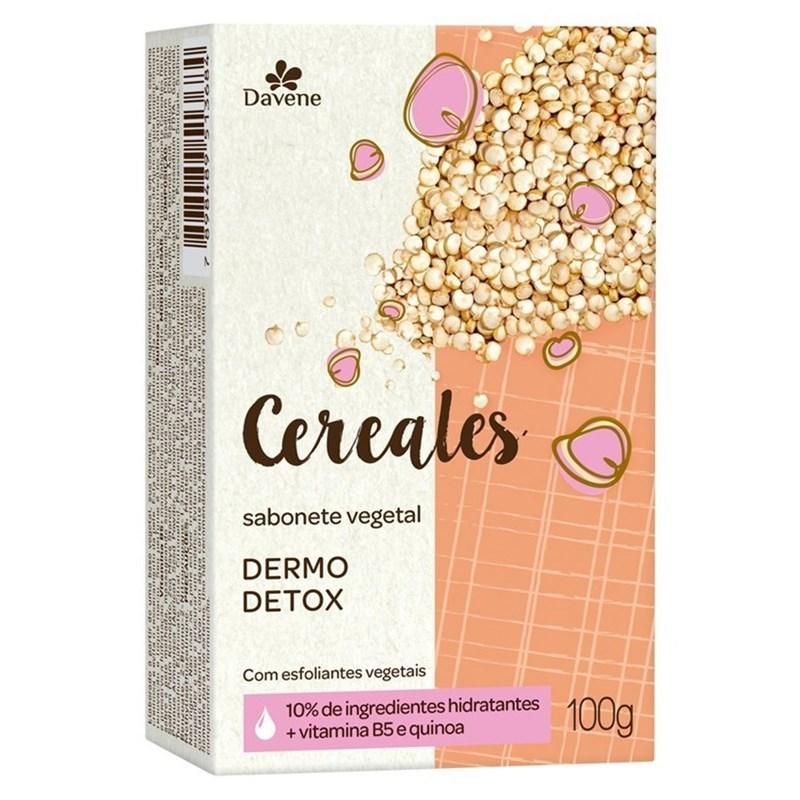 Sabonete Davene Cereales 100 gr Detox