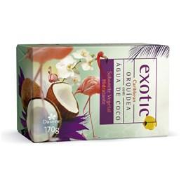 Sabonete Davene Exotic Caribbean 170 gr Orquídea com Água de Coco