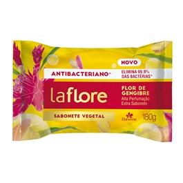 Sabonete Davene La Flore Antibacteriano 180 gr Flor de Gengibre